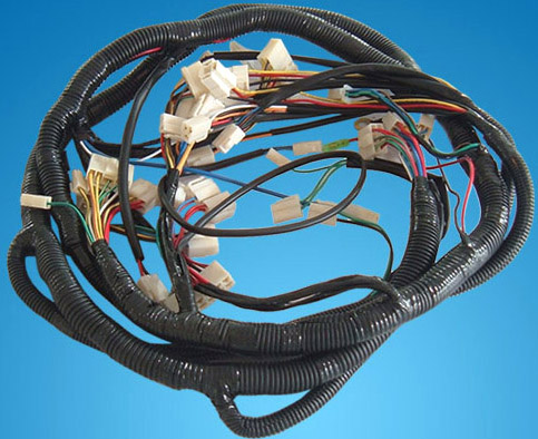 连接器-供应救护车线束